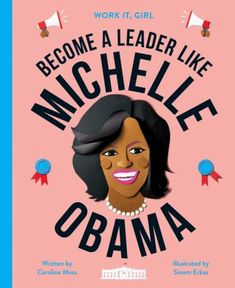 (Derzeit nur auf Englisch)  Michelle Obama grew up on the South Side of Chicago in a little bungalow with a close-knit family. She loved going to school, and she knew that, one day, she would use her voice to empower other young girls, just like her. Young Michelle was a brilliant student and wonderful daughter. With hard work and talent, she propelled herself into the universities of Princeton and Harvard. She qualified as a lawyer and life was going smoothly... Then she met a guy named…