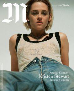 Kristen Stewart in M Magazine (May 2016).