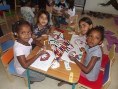 Early Learning Center Students in Israel