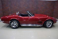 '69 Vette Stingray Roadster