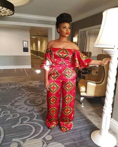 Rock the Latest Ankara Jumpsuit Styles these ankara jumpsuit styles and designs are the classiest in the fashion world today. try these Latest Ankara Jumpsuit Styles 2018 African Print Jumpsuit, Ankara Jumpsuit, African Print Dresses, African Fashion Dresses, African Dress, Ghanaian Fashion, African Prints, African Print Dress Designs, African Fashion Designers