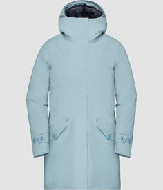 Norrøna oslo Gore-Tex insulated Parka for women - Norrøna® Oslo, Gore Tex, Stay Warm, Parka, Duvet, Raincoat, Jackets For Women, Stylish, Fashion