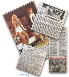 """Visit my blog to read these """"Abba - The Movie"""" press clippings #Abba #Agnetha #Frida http://abbafansblog.blogspot.co.uk/2016/02/abba-movie-press-clippings.html"""