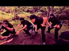 Koo Koo Kanga Roo ft. Justin Pierre - Ninja Training (OFFICIAL VIDEO)