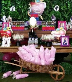 Fabulous Descendants birthday party! See more party ideas at CatchMyParty.com!