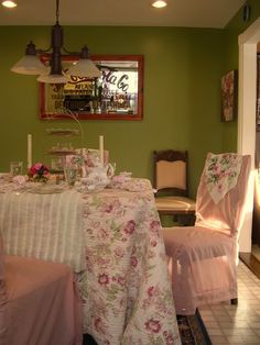 My First Tea Table...where the madness began. Table Settings 820044ec90