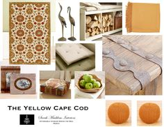Part of my recent website housekeeping project includes updating my portfolio.  The Yellow Cape Cod has created 100's of custom online desi...