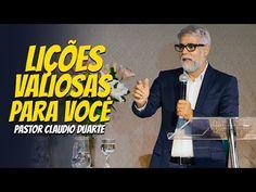 Video Gospel, Claudio Duarte, Company Logo, Interior, Youtube, Life Lessons, Behance, Spiritism, Wisdom