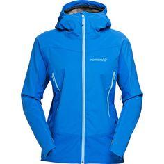 Norrøna falketind Windstopper hybrid jakke til dame   Norrøna®