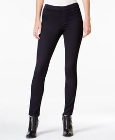 Maison Jules Rinse Wash Jeggings, Only at Macy's