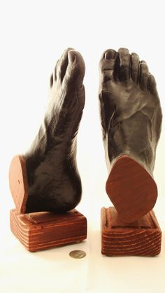 Snowboarder Danny Kass Heavy Resin Book Ends ..for snowboard buddies