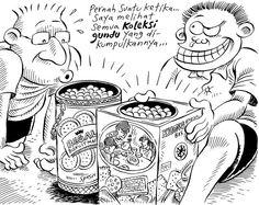 Mice Cartoon, Buku Little Mice - Game Over!: Kaleng Biskuit