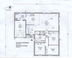 plan maison plain pied forum