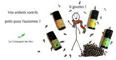 Utiliser les huiles essentielles pour renforcer l'immunité des enfants