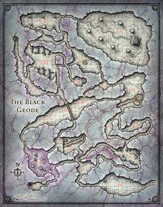 Princes of the Apocalypse; Black Geode (Digital DM & Player Versions)