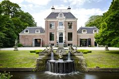 Huize Frankendael in Amsterdam, 17th Century manor