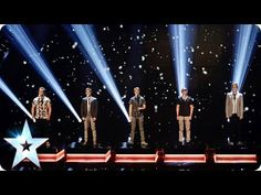 ▶ Musical theatre boyband Collabro sing Bring Him Home | Britain's Got Talent 2014 - YouTube