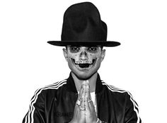 """Disclosure drops his own re-work of Pharrell Williams' smash single """"Frontin"""" featuring Jay Z. Pharrell Williams, Hollywood Walk Of Fame, Jay Z, Music Is Life, My Music, House Music, Happy Pharrell, Marilyn Monroe Gif, Big Songs"""