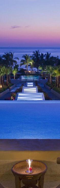 The St. Regis Punta Mita Resort | LOLO❤︎