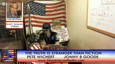 Truth is Stranger Than Fiction - w/ Pete Wichert, Darrell Hamamoto, L.A. Marzulli, Brien Foerster - 4:18:20