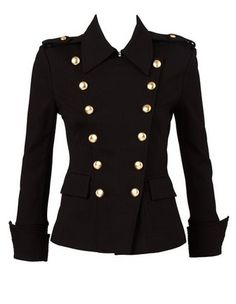 Image for Double Breasted Ponti Jacket from Myer Online