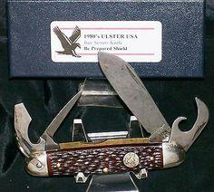 Schrade Walden Craftsman 9555 Sportsman S Knife Quot Sfo Quot 1960