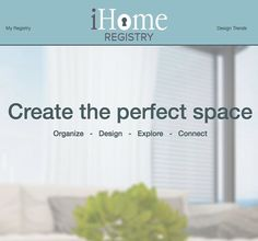 We're so excited to announce the official launch of #iHomeRegistry! Get started on creating your perfect space by clicking the link in our profile! #interiordesign #homedecorating #homefurnishing #homedesign #homedecor #homegoods #decor #furniture #homeaccessories #decorlovers #homestyle #designtrends