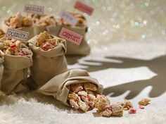 INGREDIENTS:  6 cups Rice Chex® or Chocolate Chex® cereal 1 bag (12 oz) white vanilla baking chips (2 cups) 1/3 cup coarsely crushed peppermint candy canes (14 miniature, unwrapped)  DIRECTIONS:  1. Line cookie sheet with foil or waxed paper. Place c -After a great meal, enjoy an e-cigarette with your prefered e-liquid flavor at www.e-cigarilicious.com #ecigarette #eliquid #ecig #vaporizer