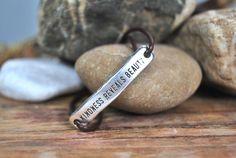 """Armband """"kindness reveals beauty""""  von DaiSign auf DaWanda.com"""