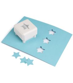 Martha Stewart Crafts All Over The Page Punch Star