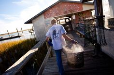 The 21 Best Seafood Shacks in America - Bowen's Island Restaurant, Charleston, SC