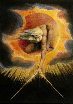 Puzzle William Blake : Europe a Prophecy, 1794 Grafika-00524 1000 pièces Puzzles - Art - Planet'Puzzles