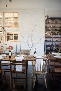 A Daily Something | Holiday Table Inspiration