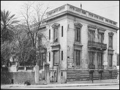 Old Photos, Vintage Photos, Facade Design, Neoclassical, Ancient Greek, Old Town, Athens, Greece, Tourism
