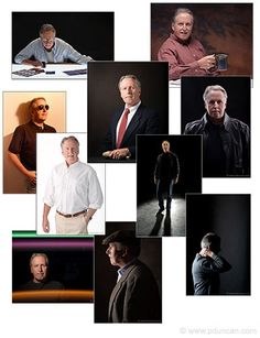One-Light Portraits