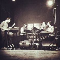 """MUTEMATH. In my top 3.♥♥♥♥♥♥♥ They got me through some hard times! """"We are still far from over""""♫"""