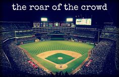One of my favorite things: Sounds of baseball-the roar of the crowd