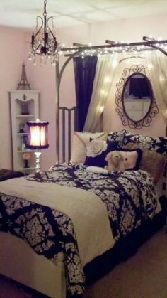 cool ideas for paris themed bedroom