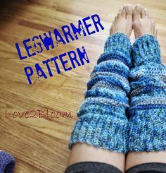 Leg Warmers Pattern |