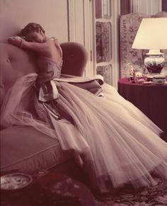 Ballerina~Norman Parkinson, 1950