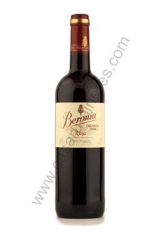 Vino Rioja Beronia Crianza