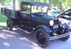 vintage classic ford