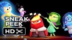 Inside Out Official Trailer Sneak Peek (2015) - Disney Pixar Movie HD