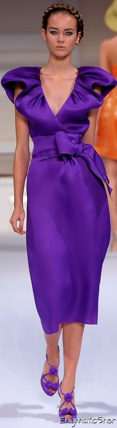 Oscar de la Renta Spring Summer 2010 Ready-To-Wear
