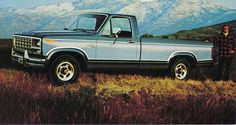 Ford pickup f100 1980 - Google Search