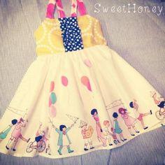 SweetHoney Clothing - SweetHoney - My Little Parade, $38.00 (http://sweethoney-clothing.mybigcommerce.com/sweethoney-my-little-parade/)