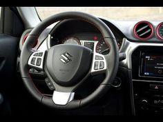 Suzuki Vitara S Interior 2016 2017