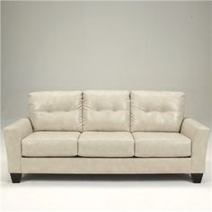 Paulie Bonded Leather Sofa