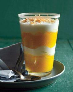 Mother's Day Brunch // Mango Parfait Recipe