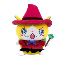 NEW Yokai Watch Nyan-Witch Stuffed Doll Bandai Limited sales Official Shop Japan